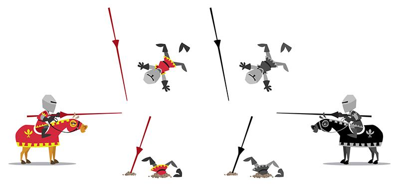 Renaissance Game Characters