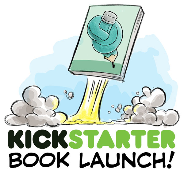 Kickstarter Book Launch